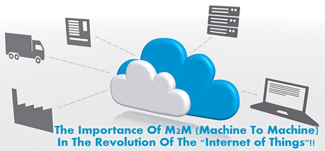 M2M-Machine-To-Machine